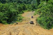 Gandeng TNI AD, Kementerian PUPR Bangun Jalan Perbatasan Kalimantan
