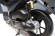 Yamaha Lexi Pakai Mesin 'Aerox 125cc'