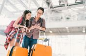 Tips Aman Simpan Uang Saat 'Travelling'