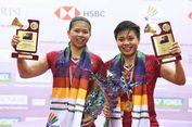 5 Wakil Indonesia Jadi Unggulan pada India Open 2019
