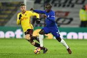 Chelsea Vs Arsenal, Sarri Sangsi Kante Tampil pada Final Liga Europa