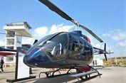 Pabrikan Helikopter Incar Pasar Taksi Udara dan Militer di Indonesia