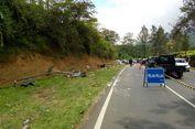 Polisi D   uga Kecelakaan di Tanjakan Emen akibat Rem Bus Tak Berfungsi