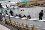 Kapal Sunrise Glory yang Selundupkan 1 Ton Sabu Akan Dibongkar