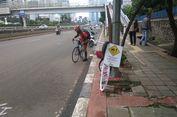Komunitas Sepeda Minta DKI Tidak Memindahkan Monumen 'Ghost Bike'