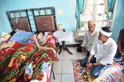 Kampanye Hari Pertama, Dedi Mulyadi Jenguk Orang Sakit di Karawang
