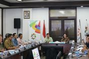 Wapres Pimpin Rakor Evaluasi Uji Coba Jelang Asian Games 2018