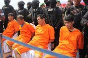 Empat Pelaku Penyelundupan 1,62 Ton    Sabu Bertetangga dan Satu Keluarga