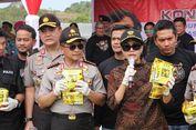 Direktur Narkoba Bareskrim: Patroli Fokus ke Kapal Nelayan China, Taiwan dan Vietnam
