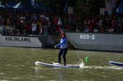 Keceriaan di Danau Sunter yang Bermula dari Tantangan Menteri Susi
