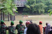 Saat Pesta Miras, Pemuda Ini Loncat ke Sungai Klawing dan Menghilang