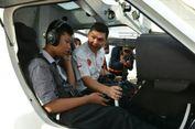 Kisah Dua Anak Tuna Netra Raih Mimpi dengan Pesawat Terbang