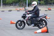 Honda CB150 Verza Lincah buat Bermanuver