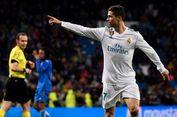 Ronaldo Sudah Cetak 50 Gol via Sundulan Kepala
