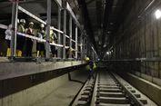 Kereta MRT yang Didatangkan dari Jepang dalam Kondisi Siap Digunakan
