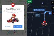 Ada 'Mario Kart' di Google Maps, Begini Cara Memunculkannya