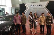 Miss Universe Jadi Kejutan Pelanggan Setia Lexus Indonesia