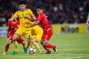 Statistik Persija Jakarta Vs Song Lam Nghe An
