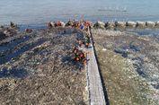 Dalam 2 Hari, 34 Ton Sampah Telah Diangkut dari Muara Angke