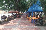 Di Danau Sunter, Pedagang Senang dan Tenang, Pengunjung Pun 'Happy'
