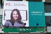 Oppo F7 Dipastikan Masuk Indonesia Bulan Depan