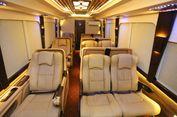 Intip Kursi Bus Paling Mewah, Adopsi dari Business Class Pesawat