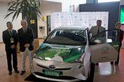Toyota Hadirkan Mesin Etanol Hibrida
