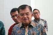 Ditanya Kelayakan Airlangga Jadi Cawapres Jokowi, Ini Tanggapan Jusuf Kalla