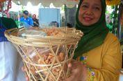 Belanja Tanpa Kantung Plastik di Festival Bongsang Pasar Minggu