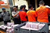 Polisi Amankan Uang Palsu Senilai Rp 6 Miliar di Dalam Koper