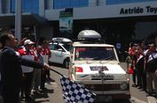 MPV Toyota Bakal Jelajah 6.800 Kilometer Sampai Timor Leste