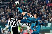 Gol Tendangan Salto Ilhami Juventus untuk Rekrut Ronaldo