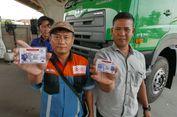 Puluhan Sopir Truk Bikin SIM Gratis