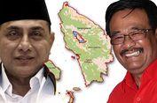 Indo Barometer: Elektabilitas Edy-Musa 36,9 Persen, Djarot-Sihar 37,8 Persen