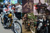 Presiden Indonesia dan Sepeda Motor Mereka