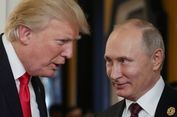 Jelang Bertemu Putin, Trump Sebut Rusia dan China sebagai Lawan
