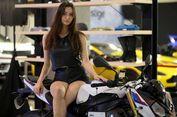 Saat SPG Cantik IIMS Diuji Pengetahuan Dunia Otomotif