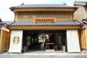 Uniknya Starbucks Kawagoe Kanetsuki Dori, Perpaduan Timur dan Barat