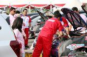 Rekor Ganti Aki Terbanyak di Hari Kartini