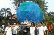'Kampanye 'Selamatkan Bumi' Itu Aneh'
