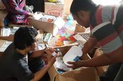 Terdampar di Bireuen, 76 Warga Rohingya Dapat Bantuan Obat dari PMI