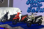 Suzuki Nex Generasi Kedua Melantai di IIMS 2018