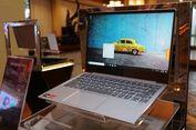 Lenovo Luncurkan Laptop Berprosesor 'Ryzen' Pertamanya di Indonesia