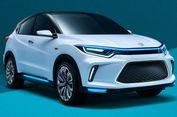 Perdana di Dunia, Honda Kenalkan Mobil Listrik Everus