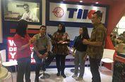 TIKI Sasar Pangsa Pasar Pengiriman Produk UMKM di Inacraft 2018