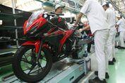 Ekspor Sepeda Motor di 2018 Lampaui Target