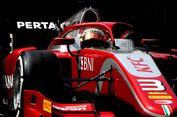 Sean Gelael Tak Bisa Maksimal Jalani Hari Pertama Tes F1