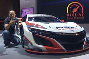 Otolive : Kesempatan Langka Masuk ke Kabin NSX GT3