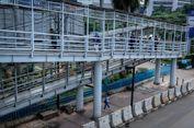Sambut Asian Games, JPO di Sudirman-Thamrin Akhirnya Hanya Dicat