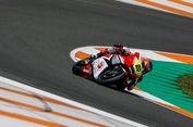 Dimas Ekky Start Balapan Moto2 GP Qatar 2019 Urutan ke-31